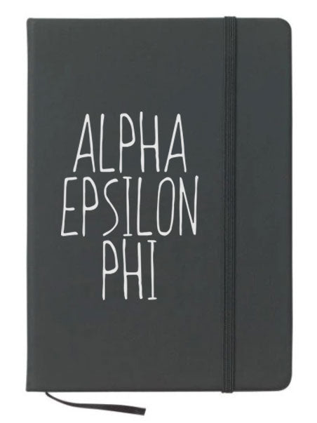 Alpha Epsilon Phi Mountain Notebook