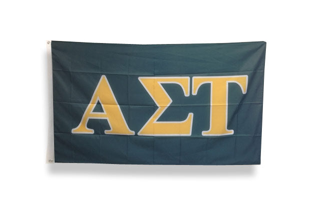 Alpha Sigma Tau Big Flag