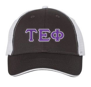 Tau Epsilon Phi Greek Trucker Cap