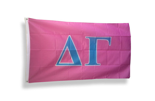 Delta Gamma Big Flag