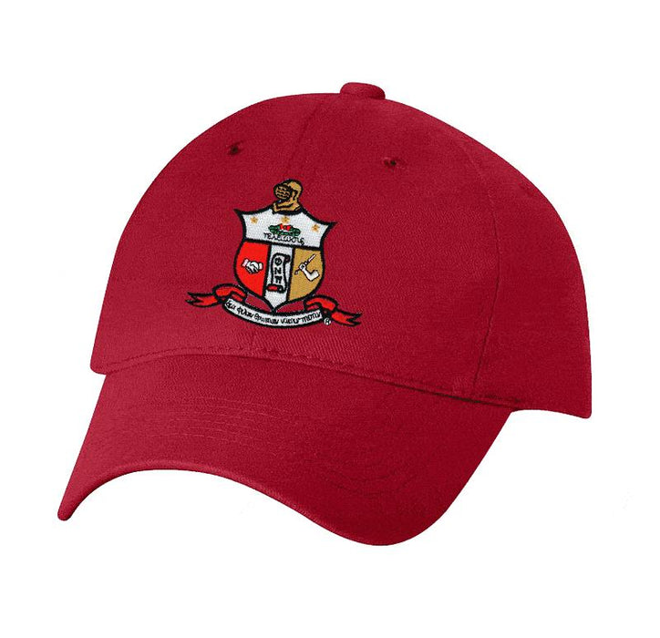 Kappa Alpha Psi Crest Baseball Hat