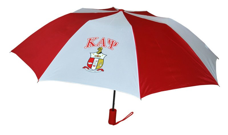 Kappa Alpha Psi Crest Umbrella