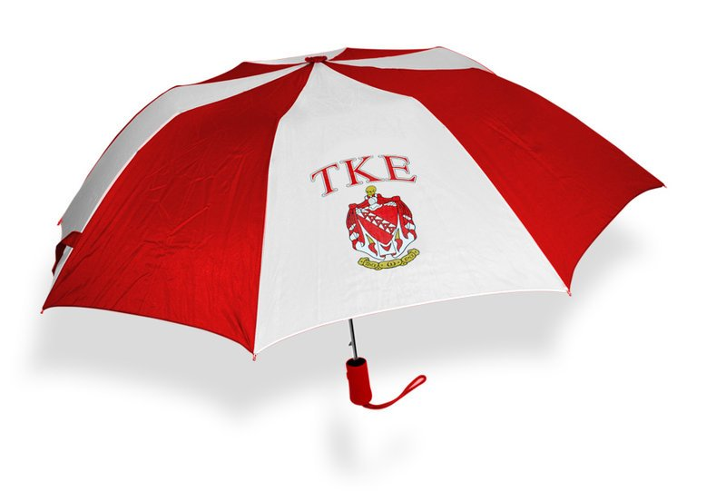 Tau Kappa Epsilon Crest Umbrella