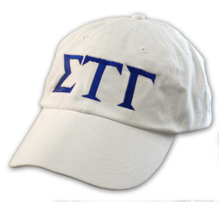 Sigma Tau Gamma Greek Letter Embroidered Hat