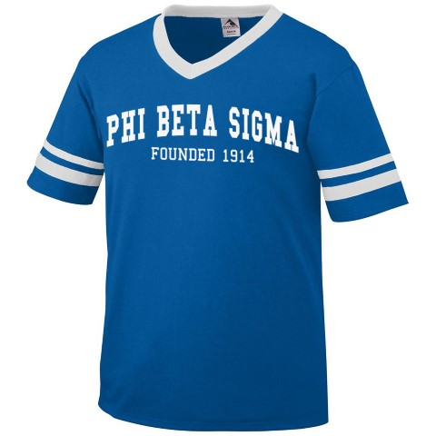 Phi Beta Sigma Founders Jersey
