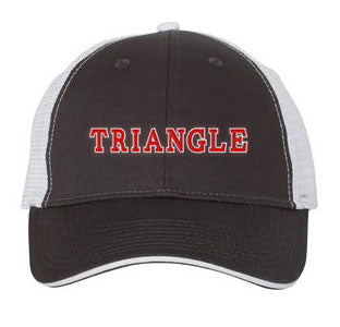 Triangle Greek Trucker Cap
