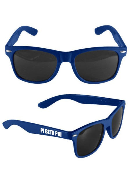 Pi Beta Phi Malibu Sunglasses