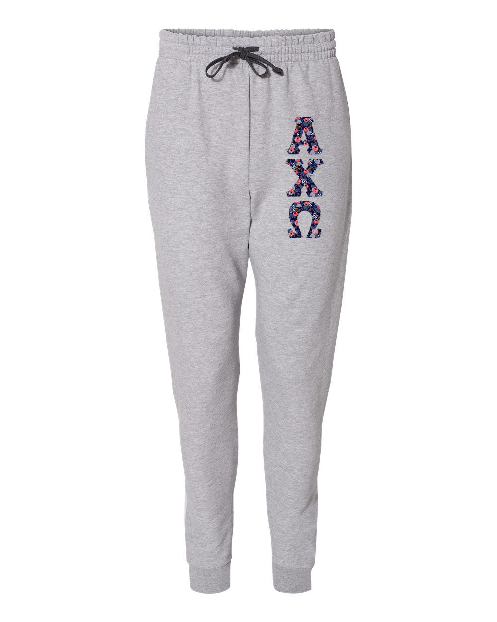 Go Greek Chic Alpha Omicron Pi Jogger Sweatpants
