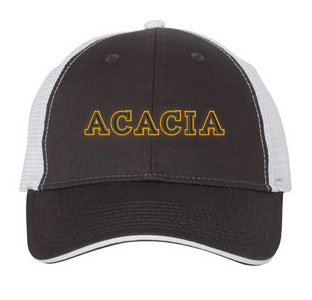 Acacia Greek Trucker Cap
