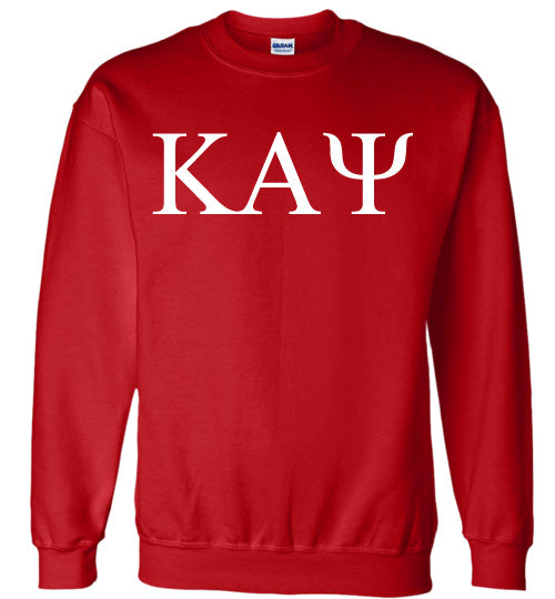 Kappa Alpha Psi World Famous Lettered Crewneck Sweatshirt