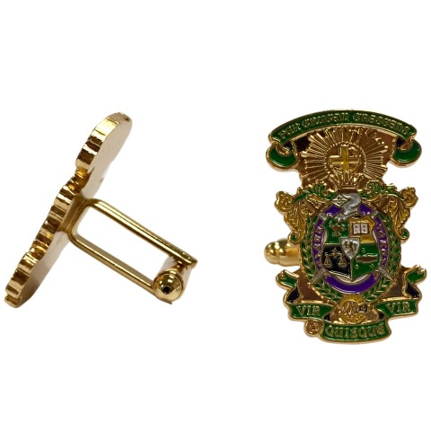 Lambda Chi Alpha Cuff Links
