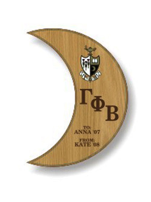 Gamma Phi Beta Sorority Plaque