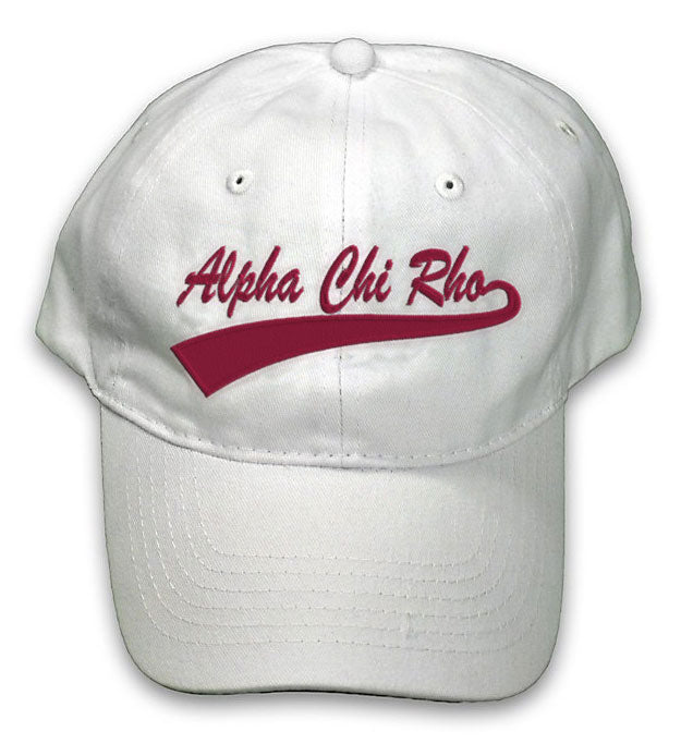 Alpha Chi Rho New Tail Baseball Hat