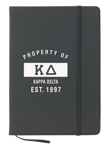 Kappa Delta Property of Notebook
