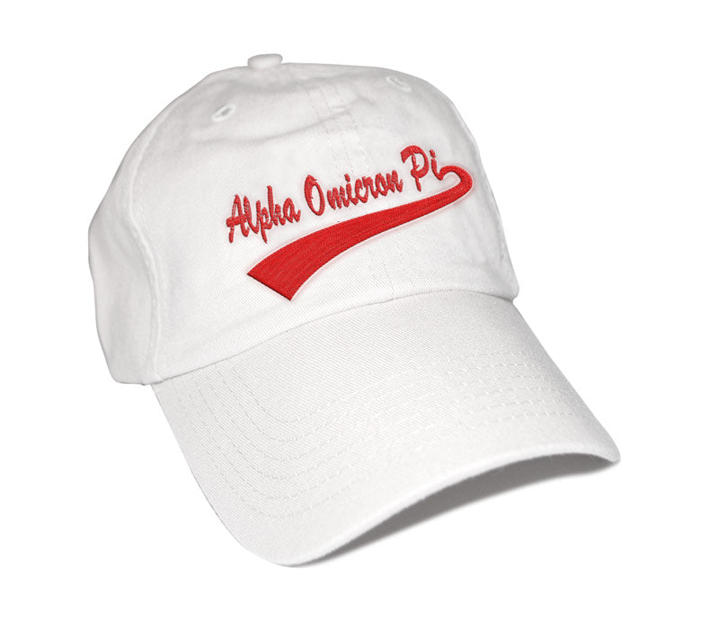 Alpha Omicron Pi New Tail Baseball Hat