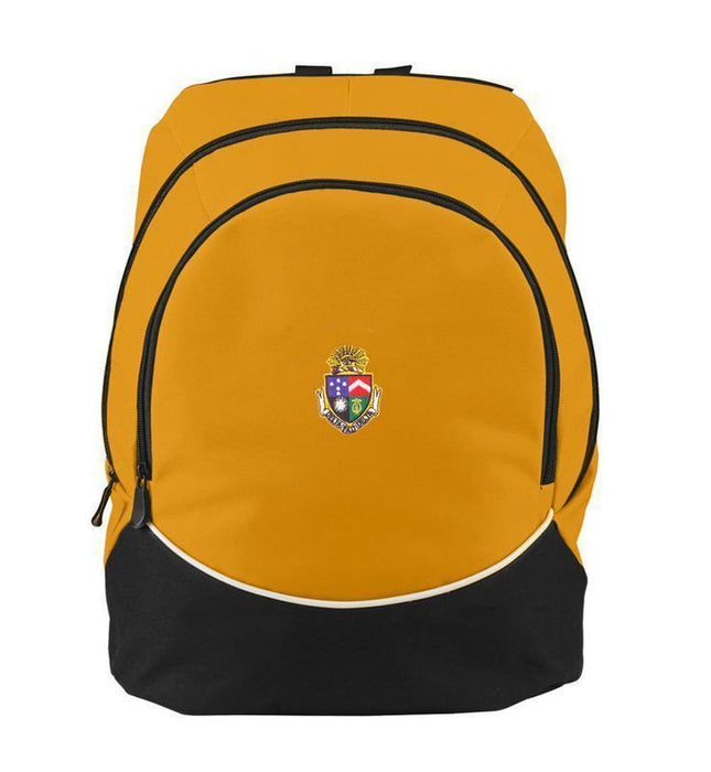 Delta Tau Delta Crest Backpack