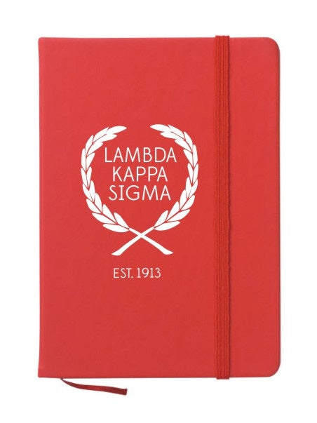 Lambda Kappa Sigma Laurel Notebook