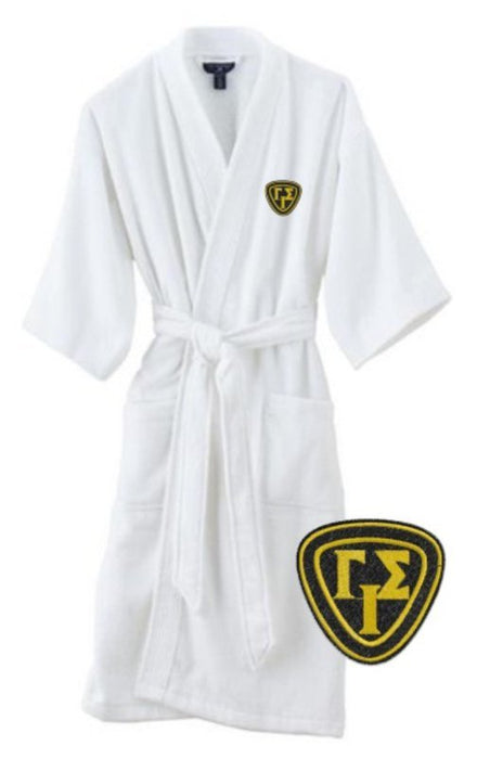 Gamma Iota Sigma Bathrobe