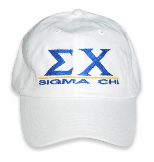 Sigma Chi Best Selling Baseball Hat
