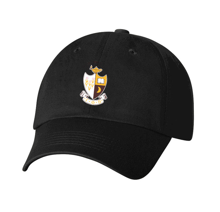 Gamma Phi Beta Crest Baseball Hat