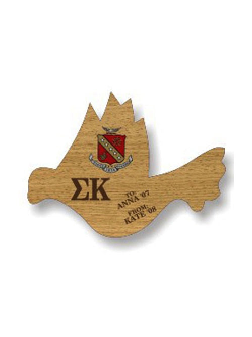 Sigma Kappa Sorority Plaque
