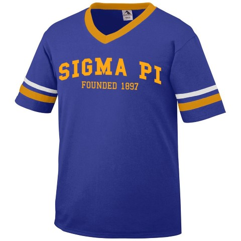 Sigma Pi Founders Jersey