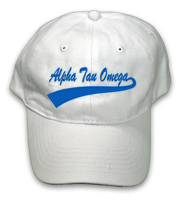 Alpha Tau Omega New Tail Baseball Hat