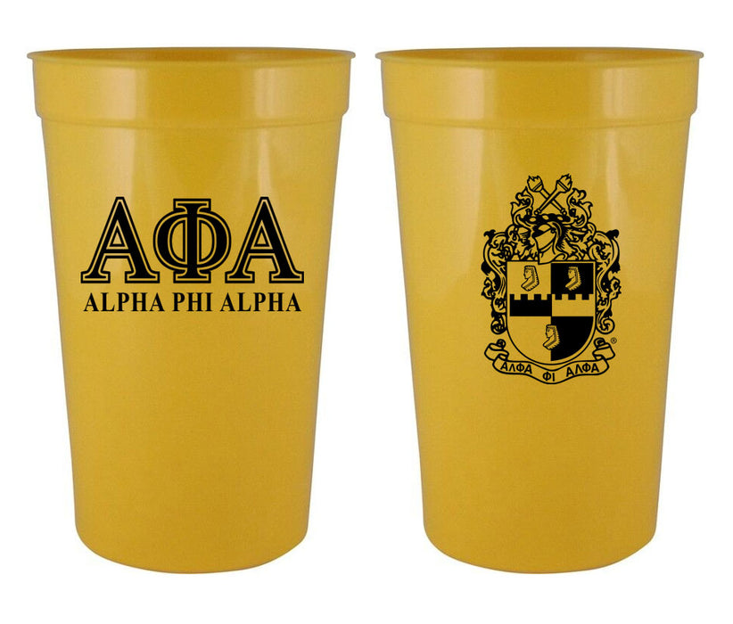 Alpha Phi Alpha Fraternity New Crest Stadium Cup