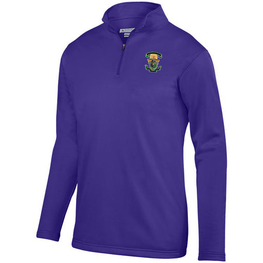 Lambda Chi Alpha Crest Moisture Wicking Fleece Pullover