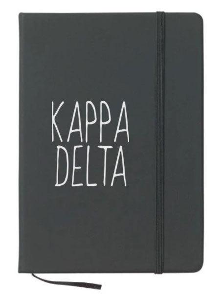Kappa Delta Mountain Notebook