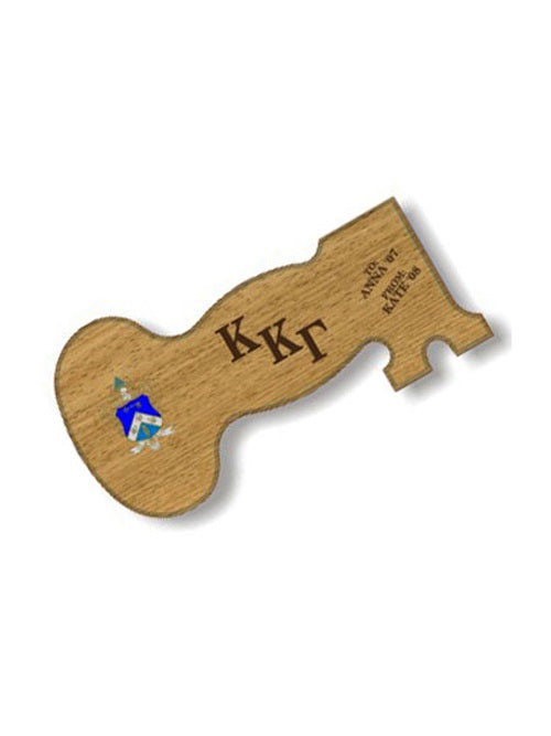 Kappa Kappa Gamma Sorority Plaque