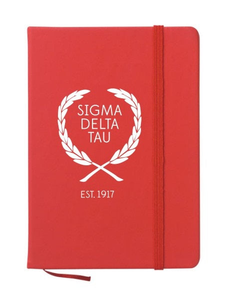 Sigma Delta Tau Laurel Notebook