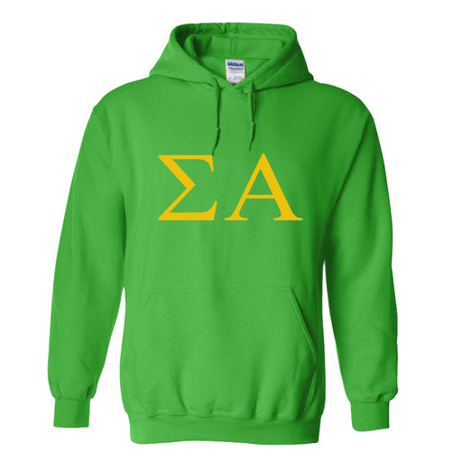 Sigma Alpha World Famous Hoodie