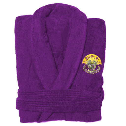 Sigma Pi Bathrobe