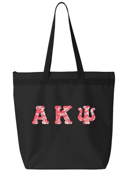 Alpha Kappa Psi Tote Bag