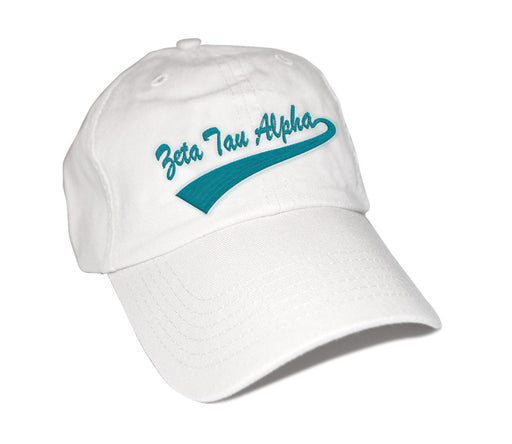 Zeta Tau Alpha New Tail Baseball Hat