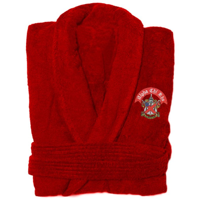 Alpha Chi Rho Bathrobe