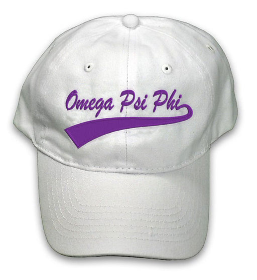 Omega Psi Phi New Tail Baseball Hat