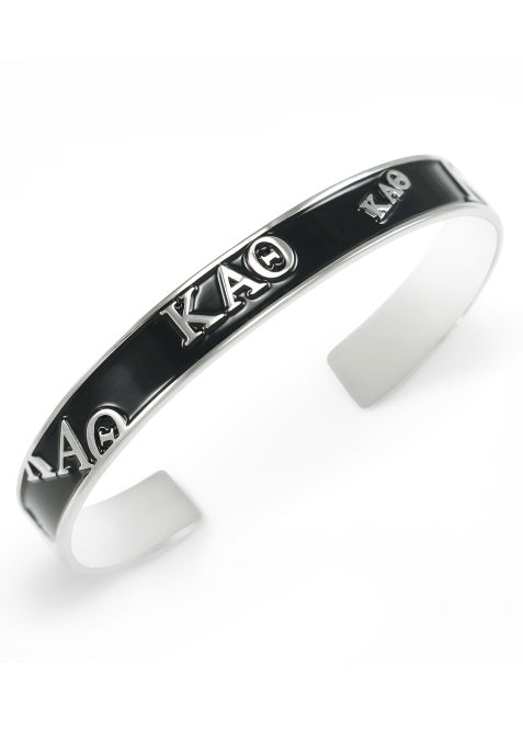 Kappa Alpha Theta Bangle Bracelet