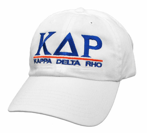 Kappa Delta Rho Best Selling Baseball Hat