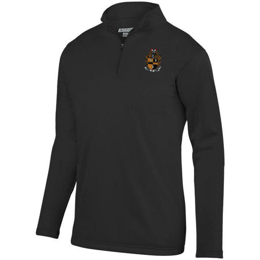 Alpha Phi Alpha Crest Moisture Wicking Fleece Pullover