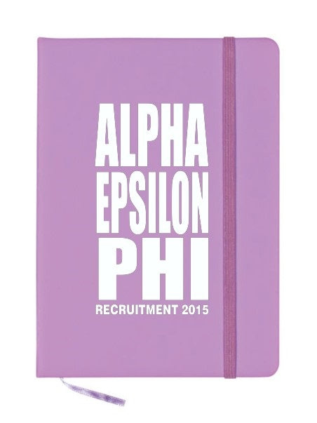 Alpha Epsilon Phi Impact Notebook