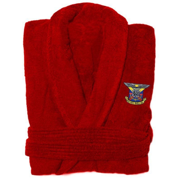 Delta Kappa Epsilon Bathrobe