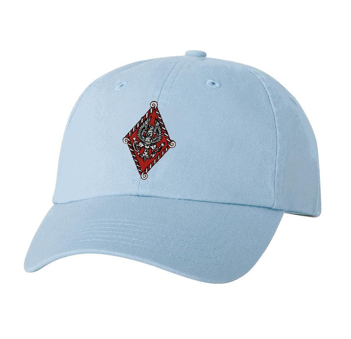 Pi Beta Phi Crest Baseball Hat