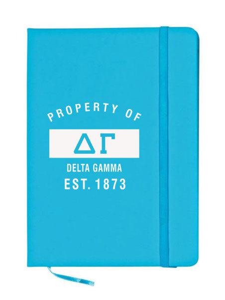 Delta Gamma Property of Notebook