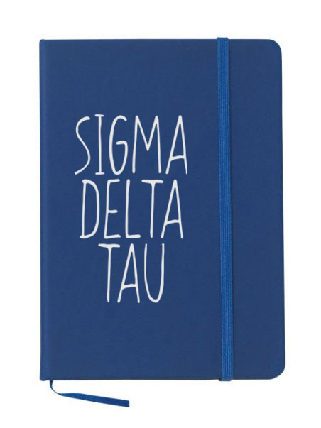 Sigma Delta Tau Mountain Notebook