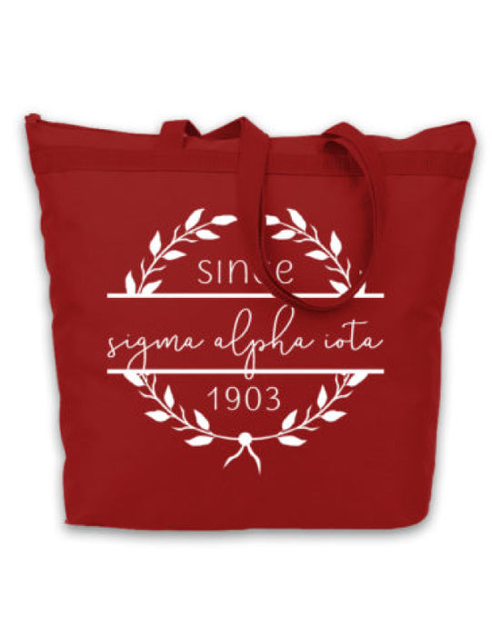 Sigma Alpha Iota Since Established Tote