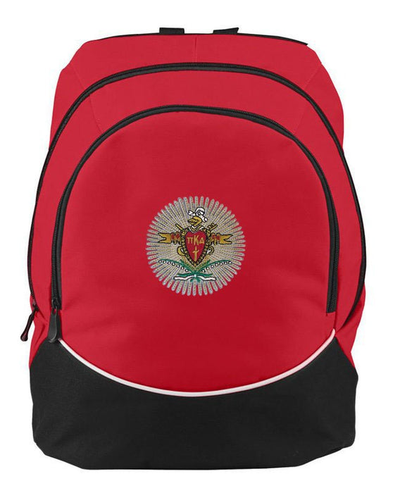 Pi Kappa Alpha Crest Backpack