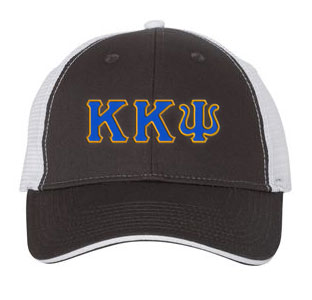 Kappa Kappa Psi Greek Trucker Cap