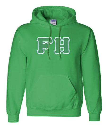 Farmhouse Lettered Hoodie